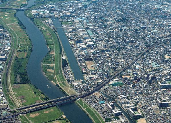 埼玉県 戸田市