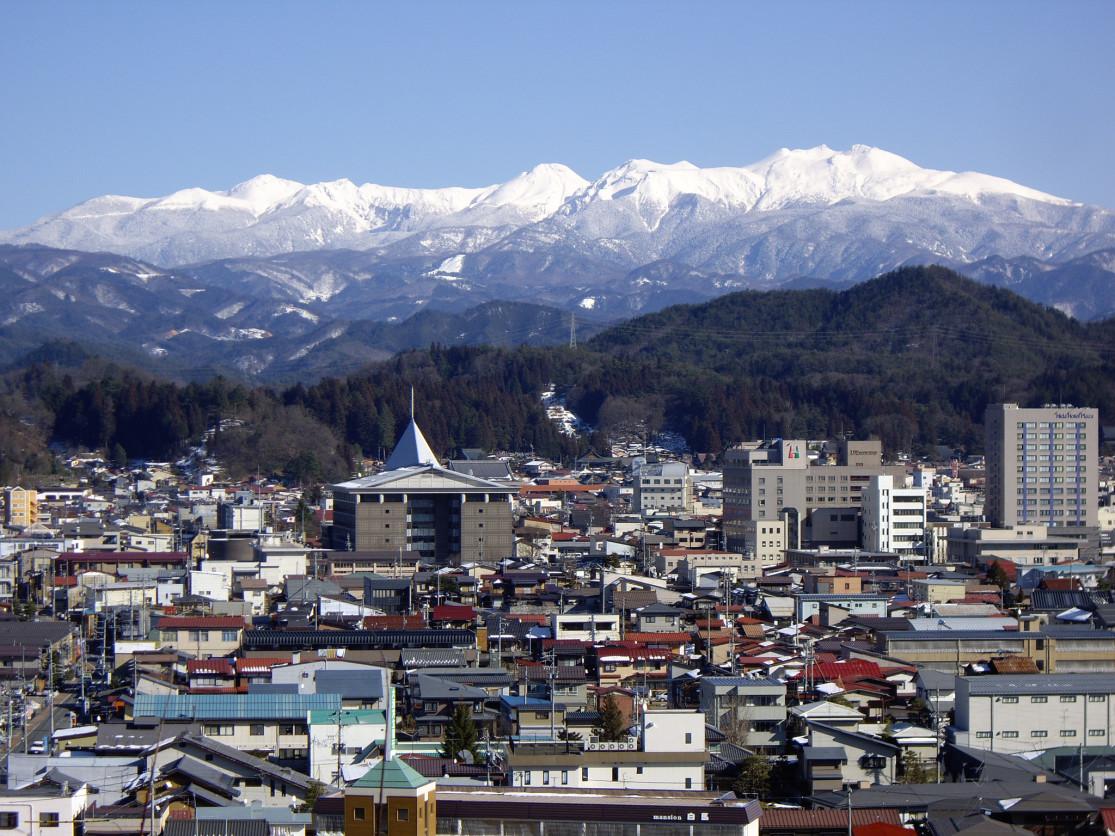 岐阜県 高山市