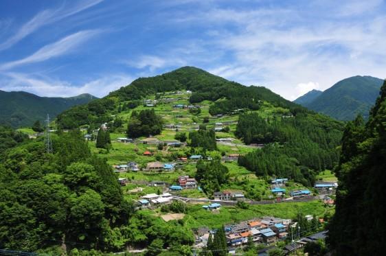 徳島県 三好市